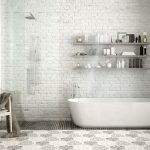 Bathroom tile trends 2018 Strassburger