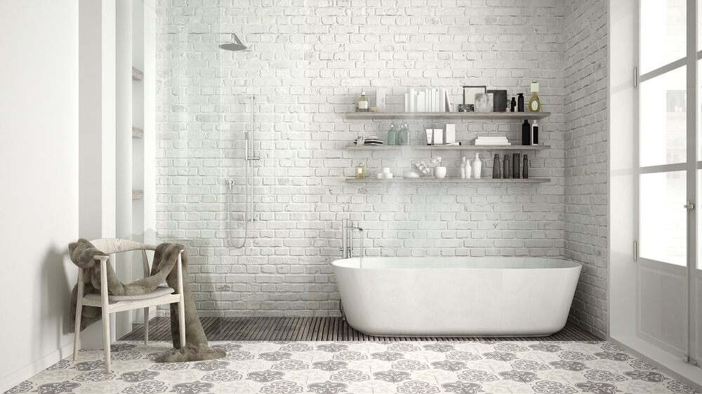 Bathroom tile trends for 2018 strassburger tile for Tile trends 2017 bathroom